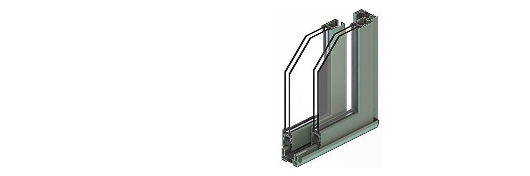 Serramenti-scorrevole-alluminio-legno-plathina78s